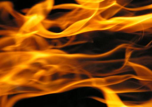 Heg in brand vlakbij gastank in Kaatsheuvel