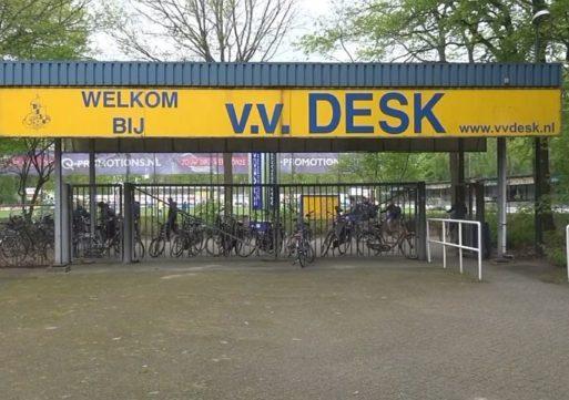 Herdenkingstoernooi voor verongelukte Jurre (13) bij VV Desk