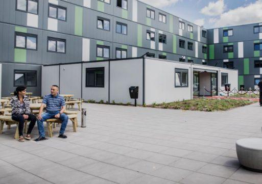 Campus voor arbeidsmigranten in Waalwijk