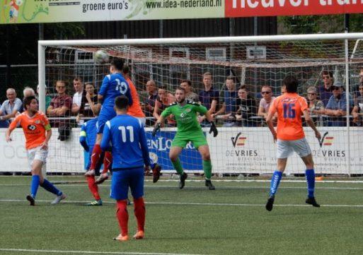 S.V. Capelle verliest finale nacompetitie bij Altena (2-1)