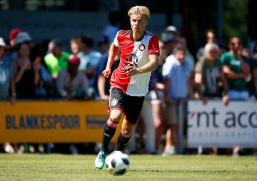 RKC huurt Emil Hansson voor één jaar van Feyenoord