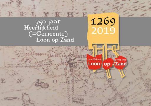 Alles over 750 jaar Loon op Zand in speciaal magazine