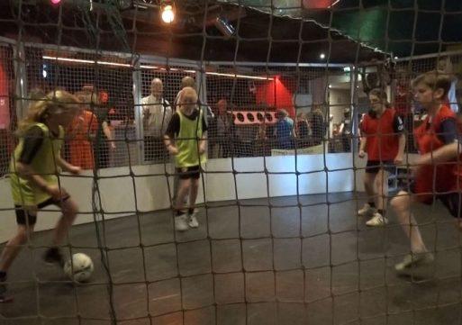 Veel beweging tijdens Pannasoccer toernooi