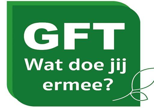 Ook Dongen start campagne 'GFT, wat doe jij ermee?'