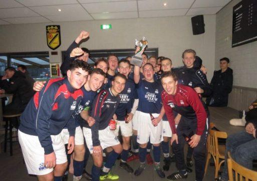 Jeugd RWB wint Waalwijk-Cup 2018/2019