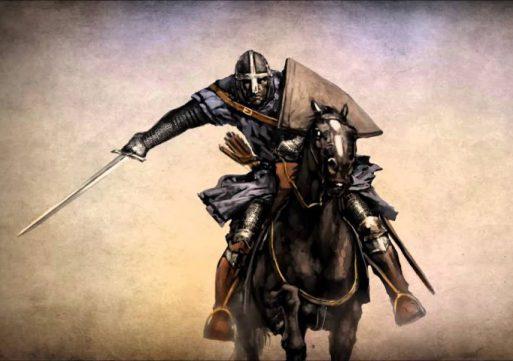Trainingsweekend voor ridders in spe