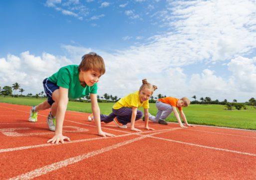 Kennis maken met atletiek voor basisschoolleerlingen