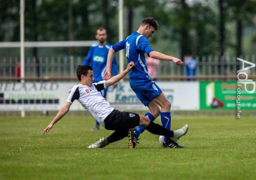 S.V. Capelle speelt gelijk tegen Asperen: 2-2