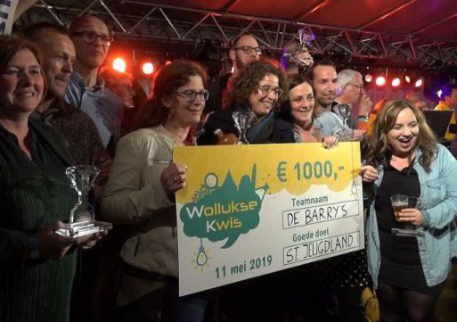 'De Barry's' winnen tweede Wollukse Kwis