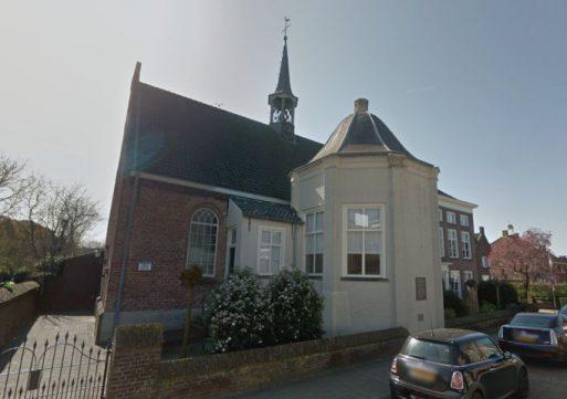 Orgel, gitaar en zang in het Witte Kerkje van Besoyen (Waalwijk)