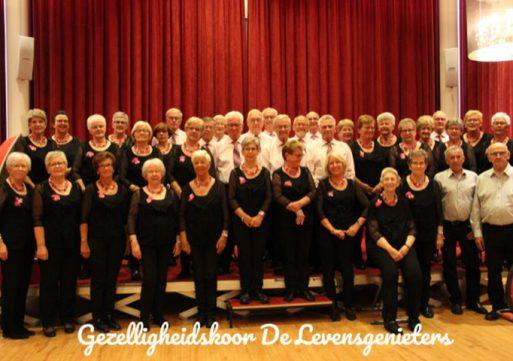Optreden 'De Levensgenieters' op 27 oktober in Sint-Jan
