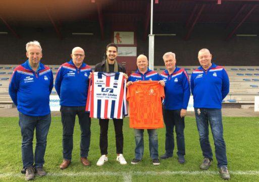 RWB ruilt shirt met de KNVB