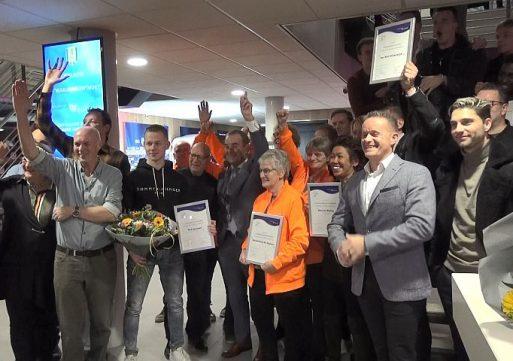 Winnaars 'Waalwijk Ontmoet' 2019