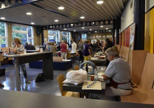 VU De Langstraat start jubileum jaar met cursuskrant en informatieavond