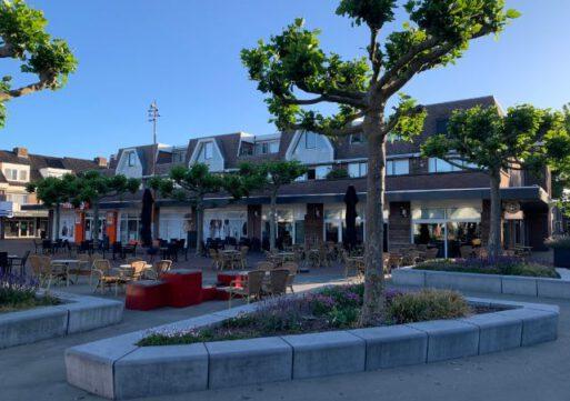 Werkzaamheden rond parkeerterrein Looiershof vorderen gestaag