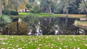 Waalwijk en Stichting Wandelpark op zoek naar oplossing voor fontein